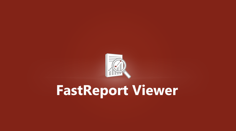 FastReport Viewer