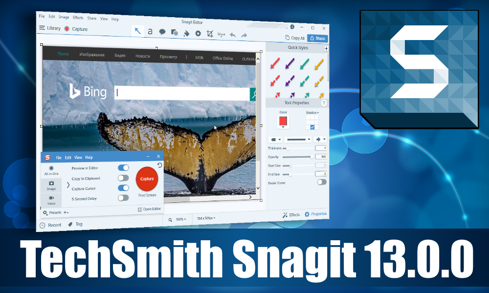 TechSmith Snagit 13.0.0