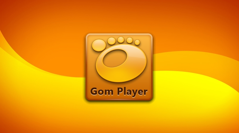 GOM Player LOGO