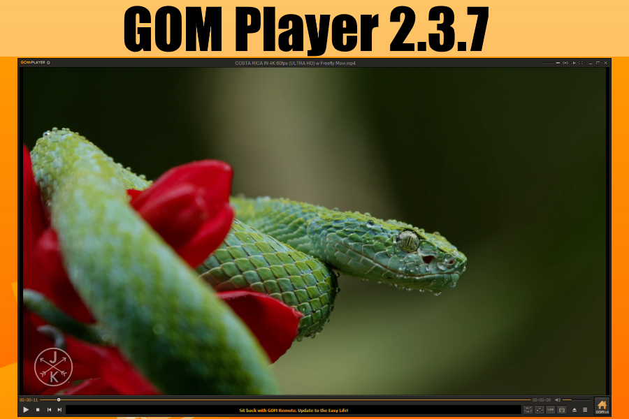 GOM Player 2.3.7