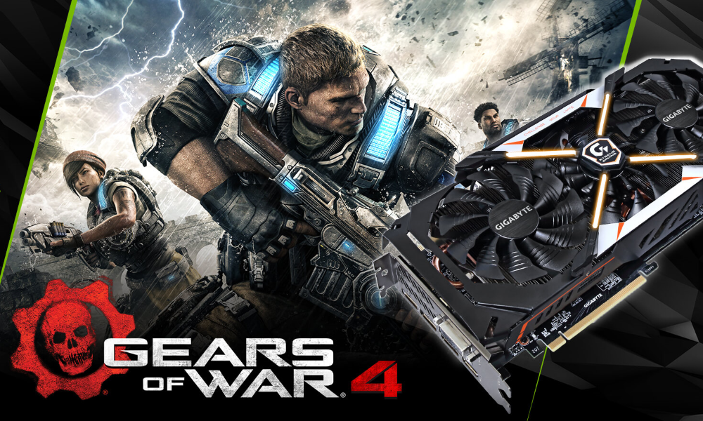 Gears of War 4 Nvidia
