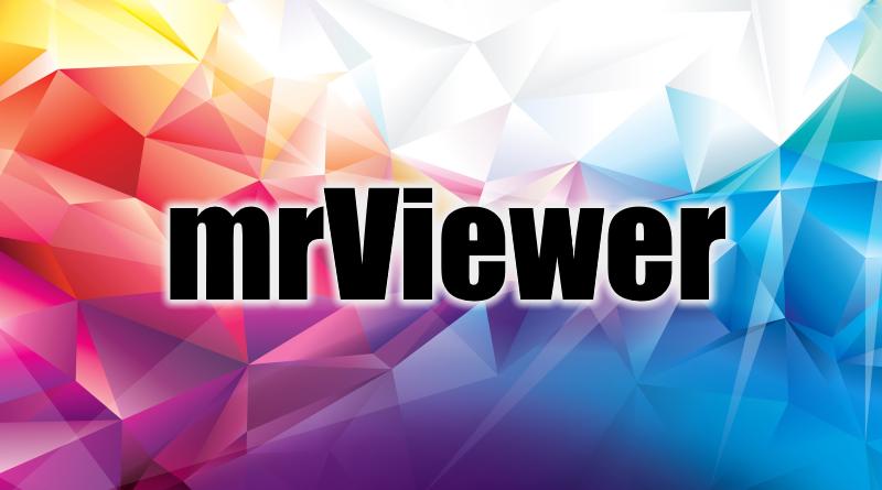 mrViewer logo
