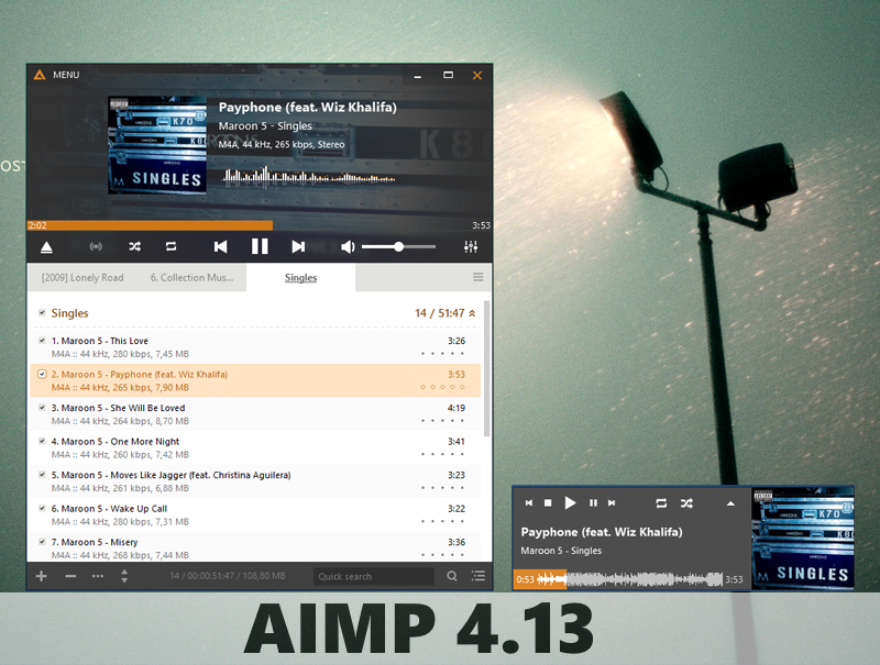 AIMP 4.13