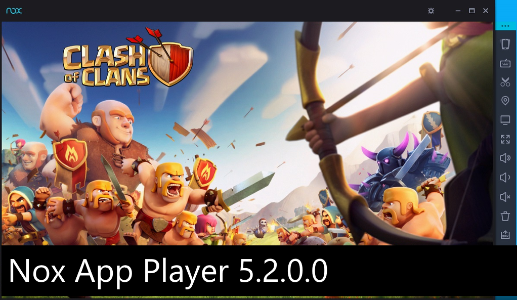 Nox App Player 5.2.0.0: