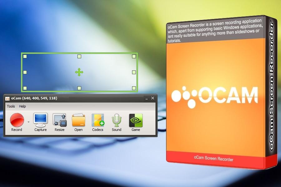 oCam 421.0 исправил проблему с захватом видео на видеокартах AMD