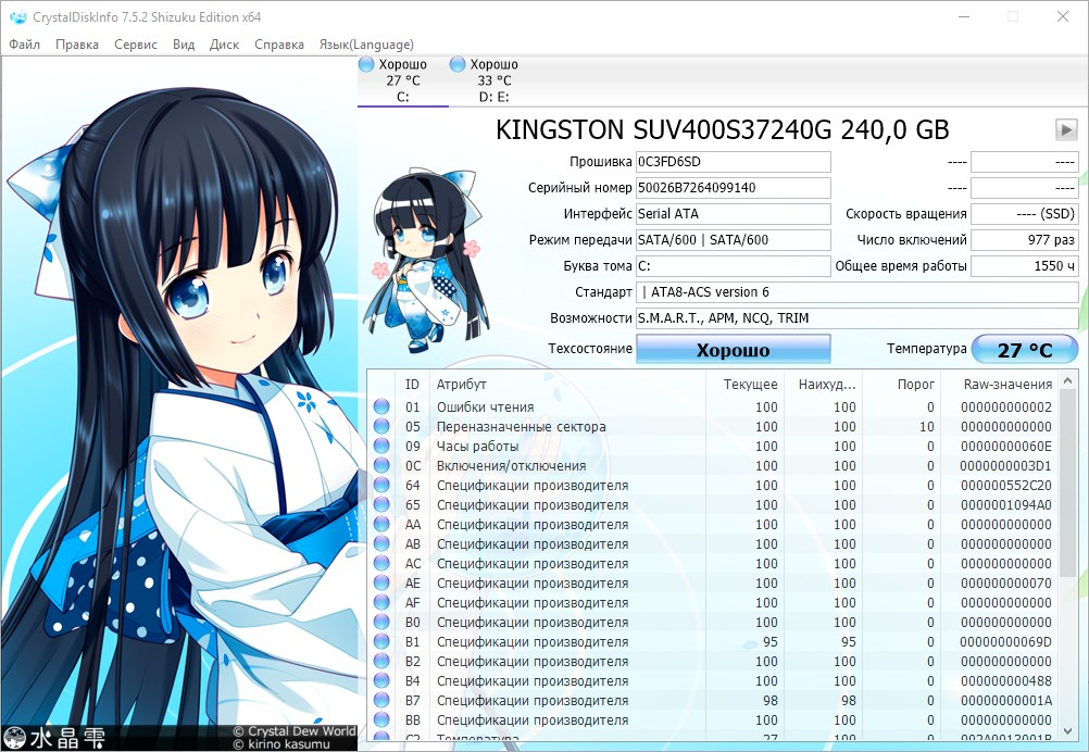 CrystalDiskInfo 7.5.2