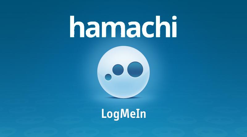 LogMein Hamachi - авторизация
