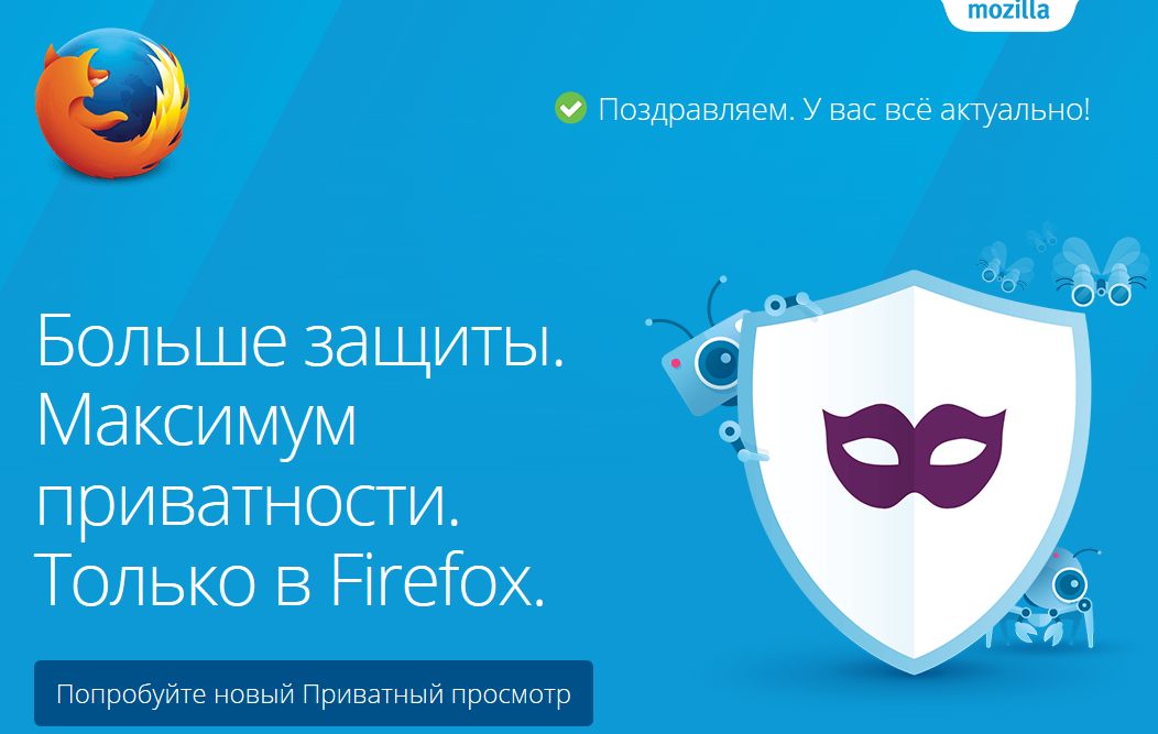 FireFox 42.0 privacy