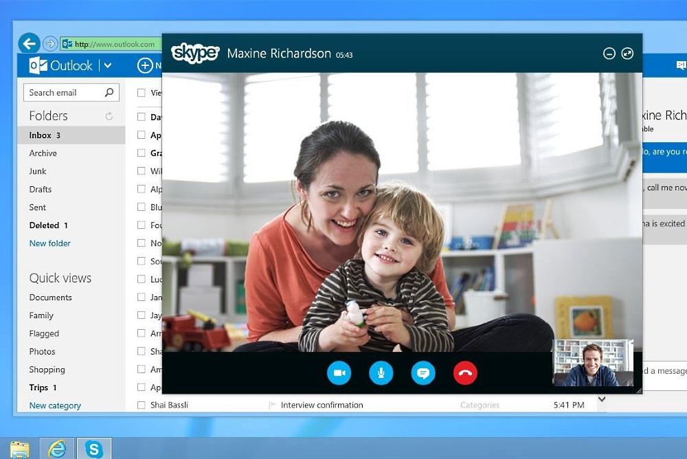 Skype 7.18.0 Windows