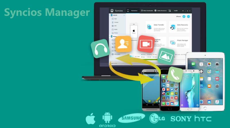 Syncios Manager logo