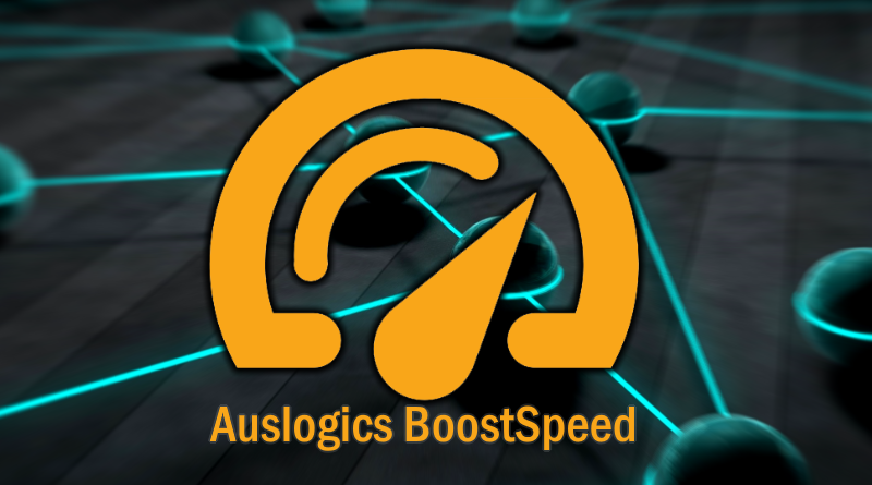 Auslogics Boost-speed