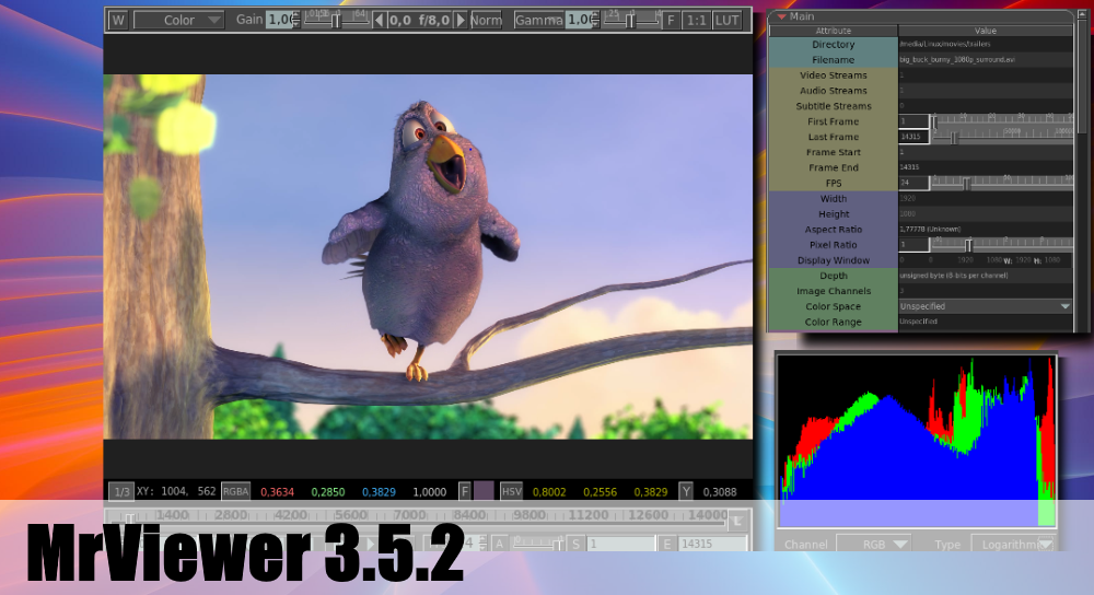 MrViewer 3.5.2