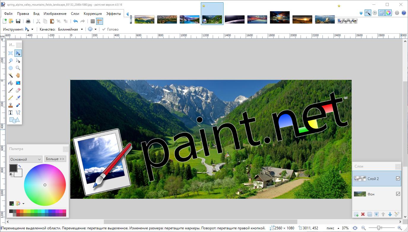 Paint.NET 4.0.16