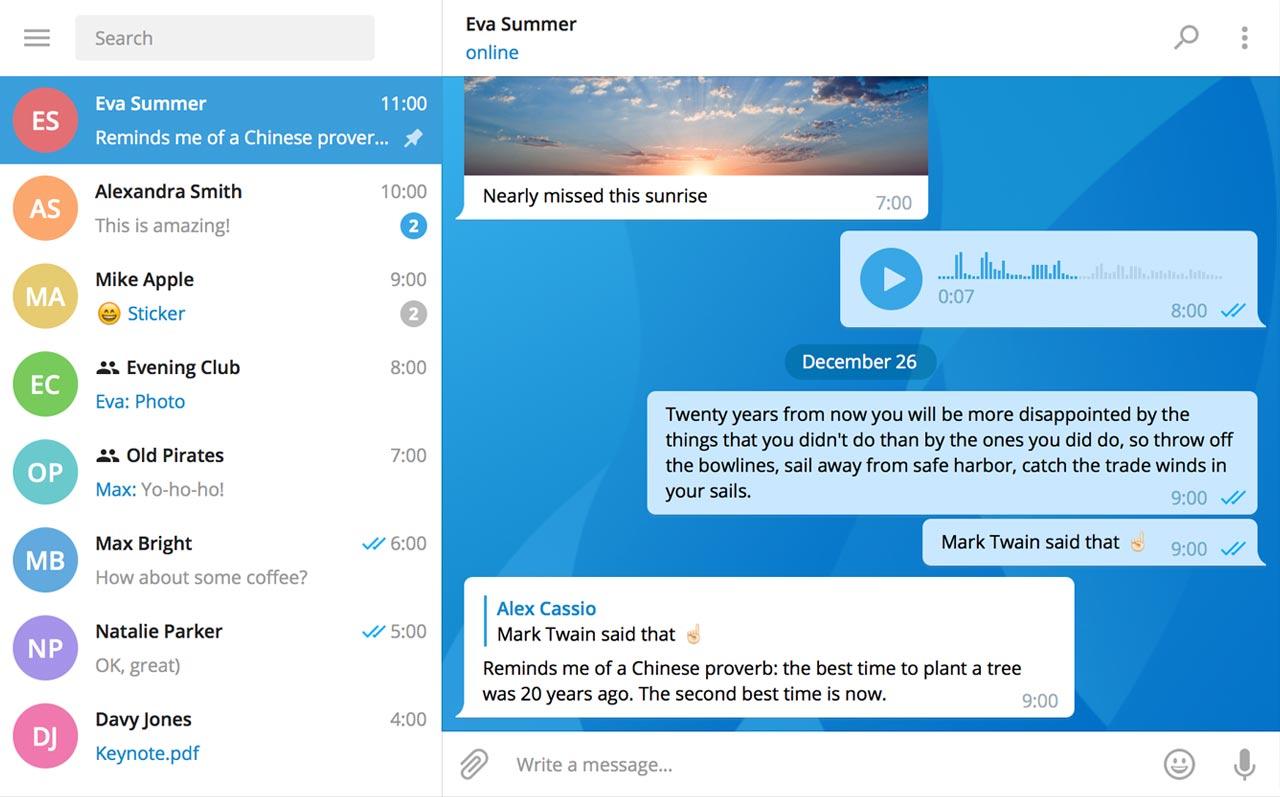 Telegram Desktop