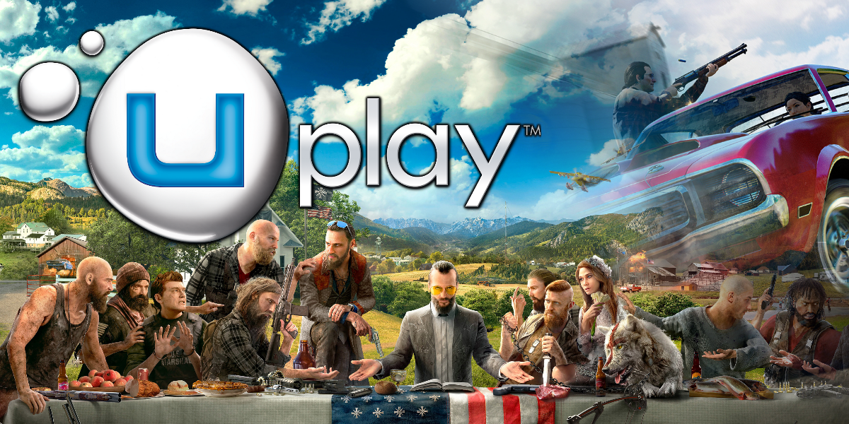 Uplay FarCry 5