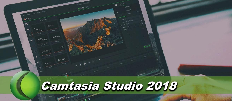 Camtasia Studio 2018