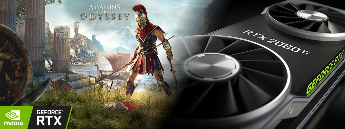 Assassin's Creed Odyssey Nvidia
