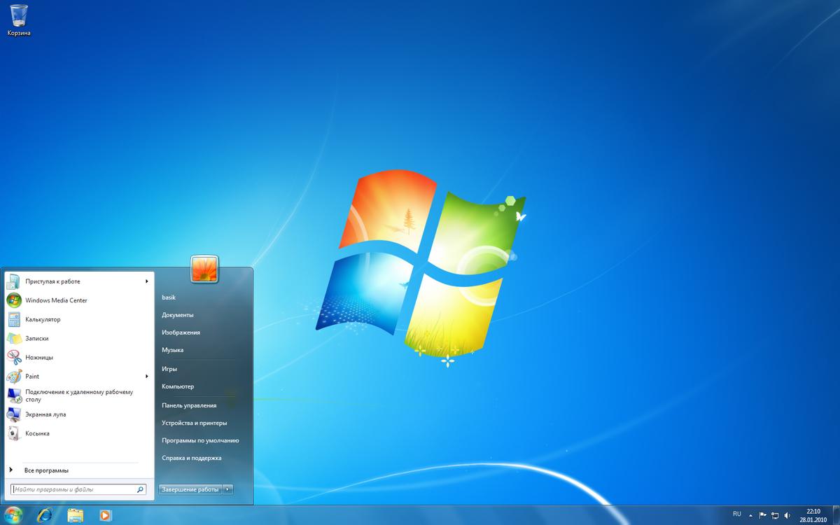 """Windows 7 стала """"устаревшей"""""""