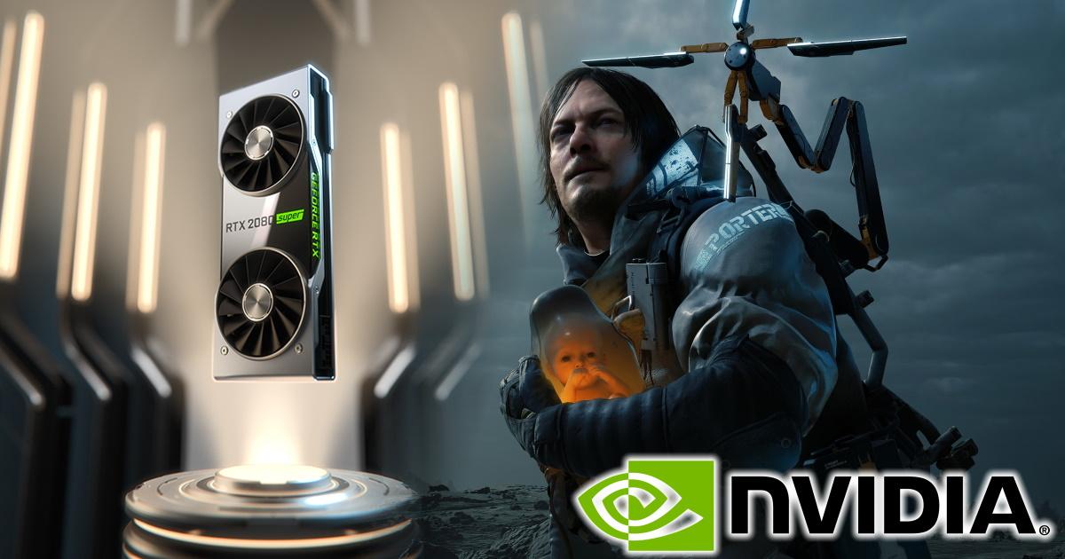 Nvidia Death Stranding